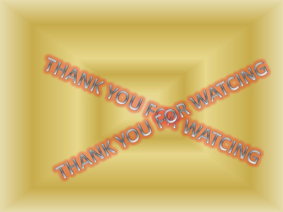 THANK YOU FOR WATCING THANK YOU FOR WATCING