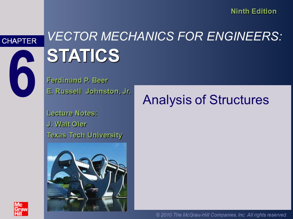Analysis of Structures