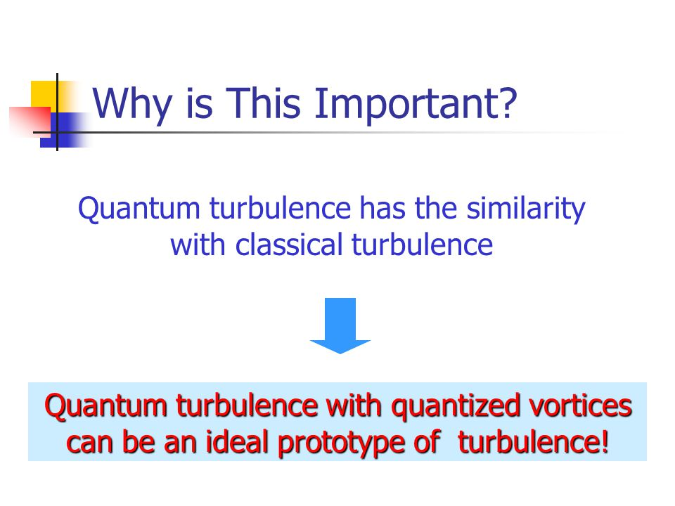 Quantum turbulence has the similarity with classical turbulence