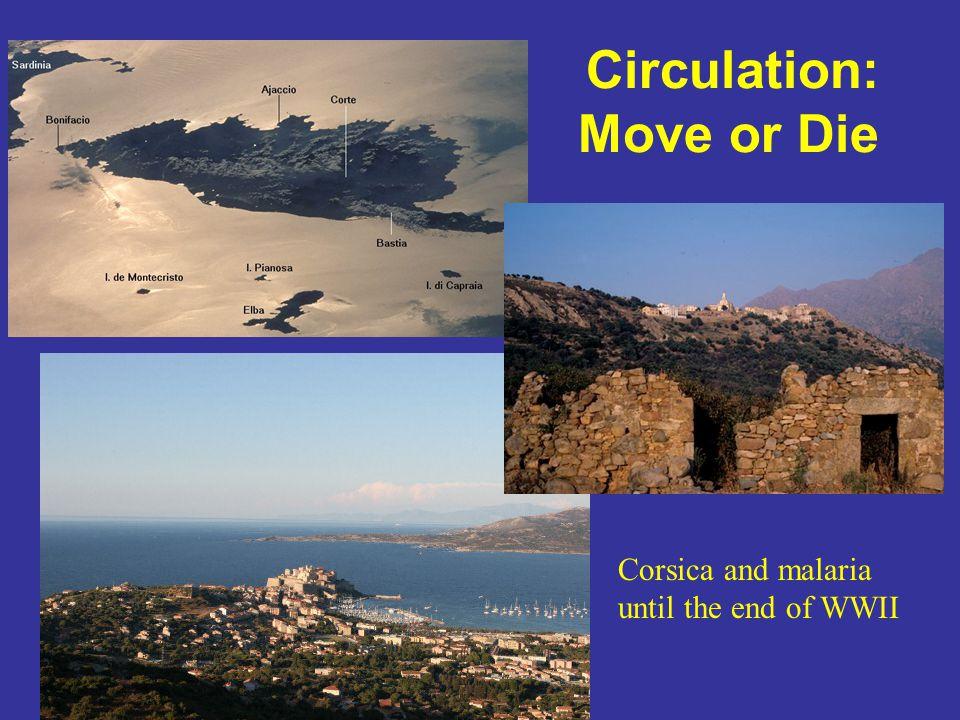 Circulation: Move or Die