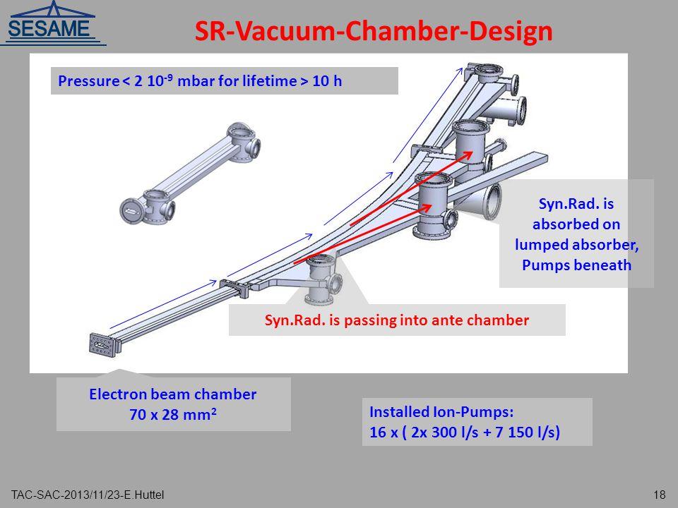 SR-Vacuum-Chamber-Design