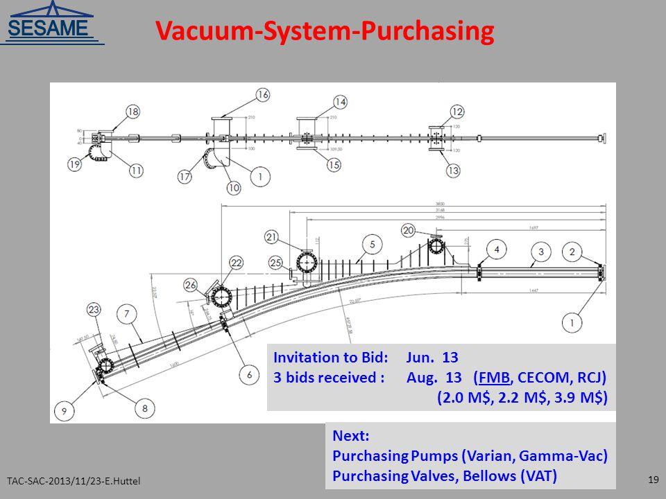 Vacuum-System-Purchasing