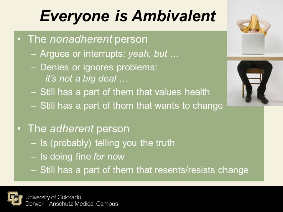 Everyone is Ambivalent