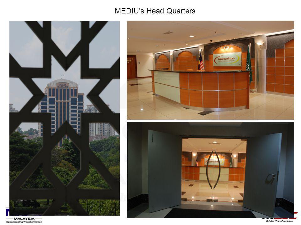 MEDIU's Head Quarters