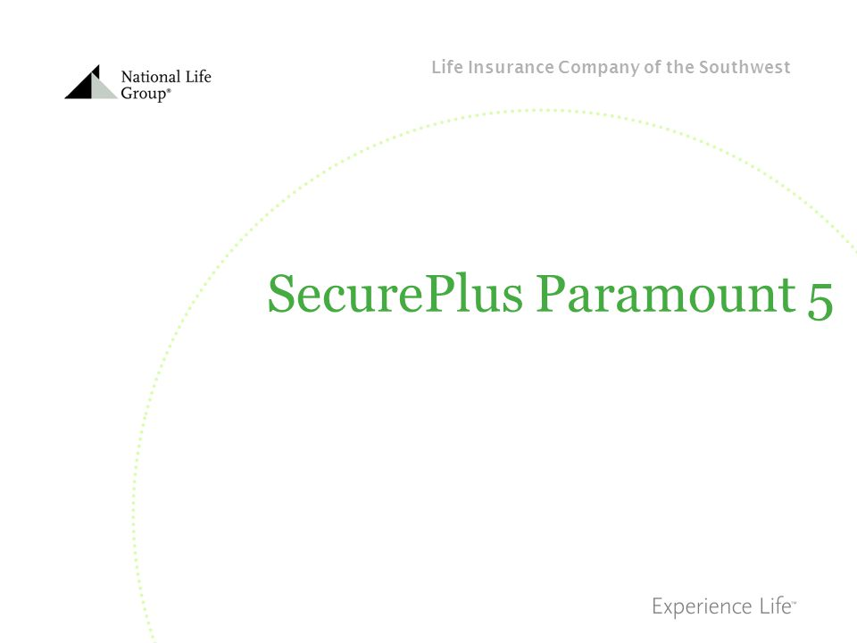 SecurePlus Paramount 5