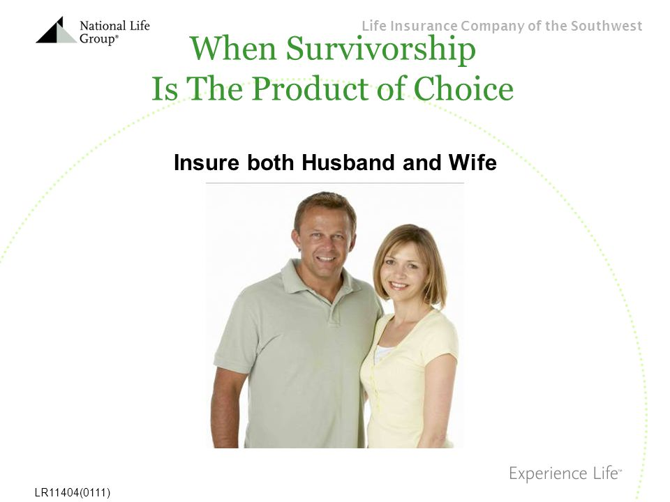 Insure both Husband and Wife