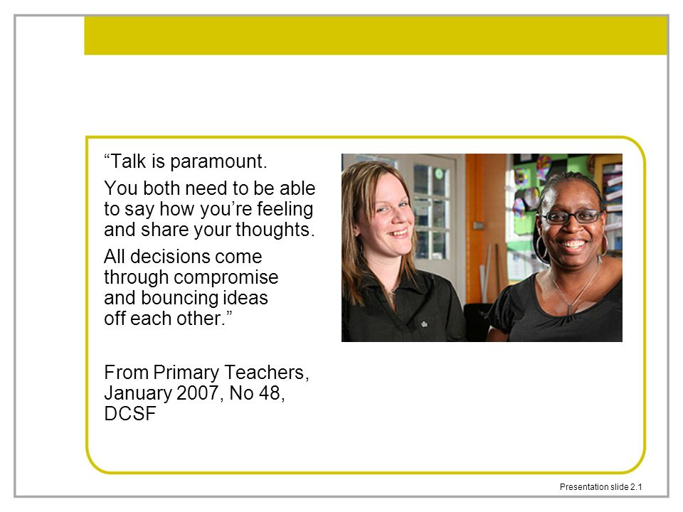 From Primary Teachers, January 2007, No 48, DCSF