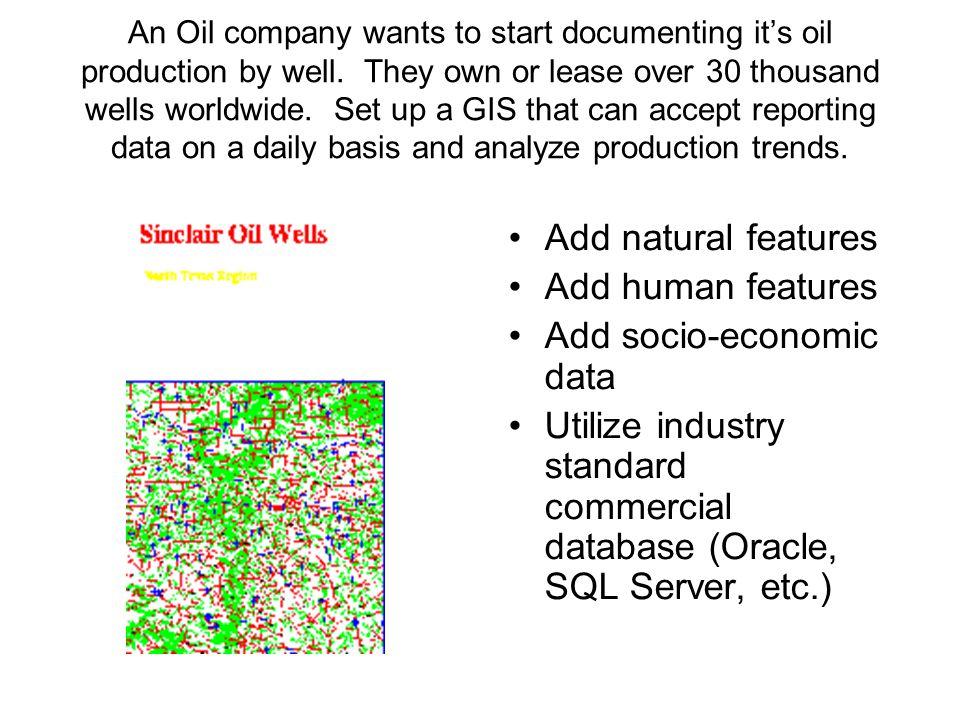 Add socio-economic data