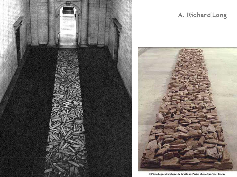 A. Richard Long