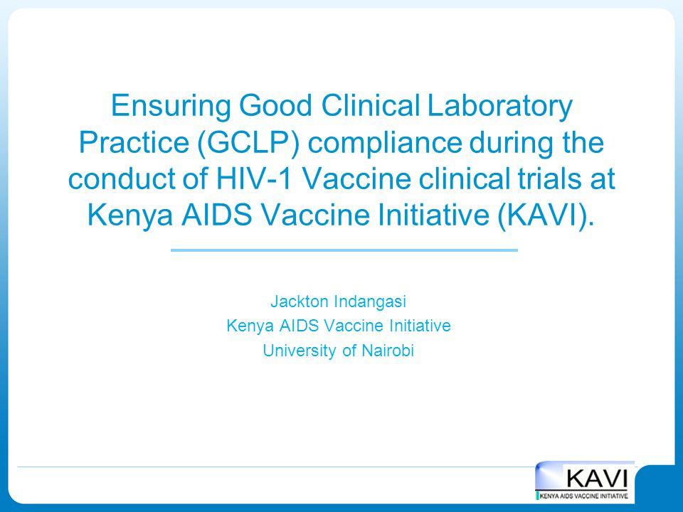 Kenya AIDS Vaccine Initiative