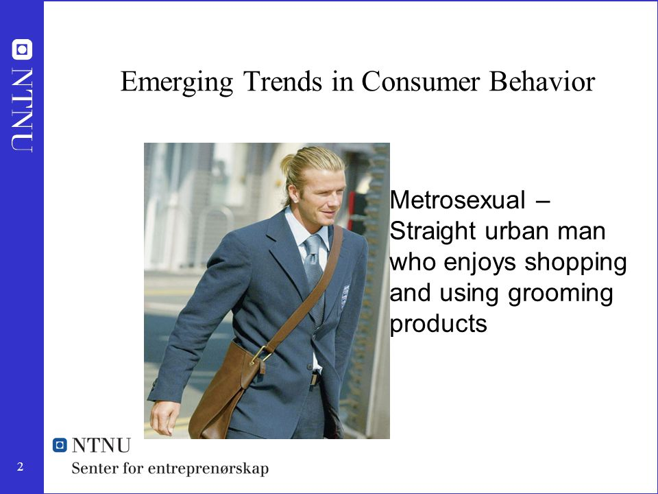 Emerging Trends in Consumer Behavior