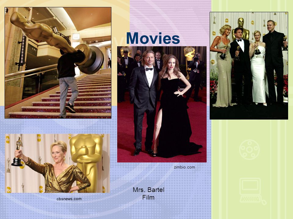Movies zimbio.com Mrs. Bartel Film cbsnews.com
