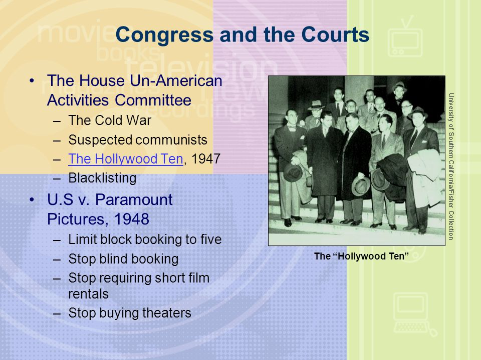Congress and the Courts
