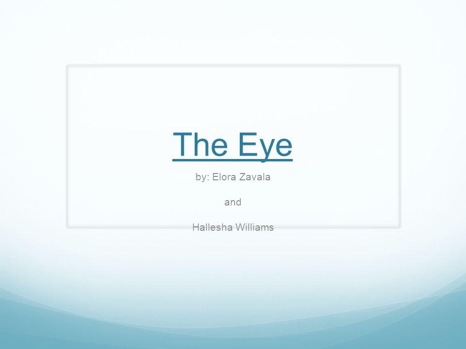 by: Elora Zavala and Hallesha Williams