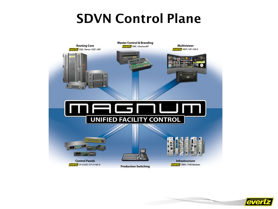 SDVN Control Plane