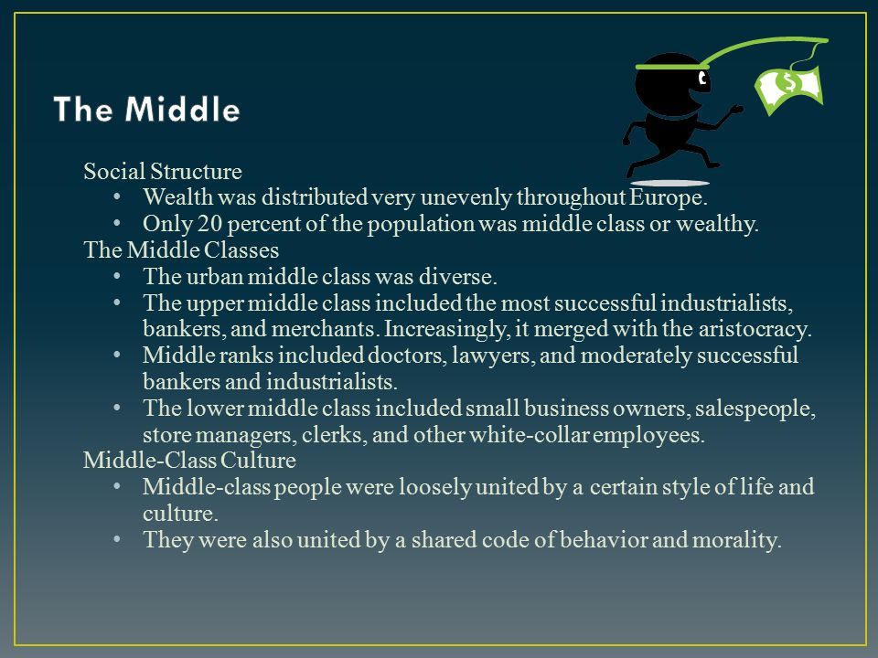 The Middle Social Structure