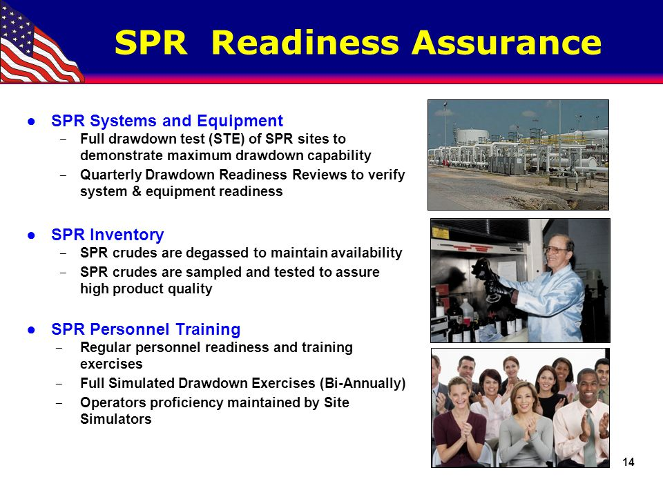 SPR Emergency Response