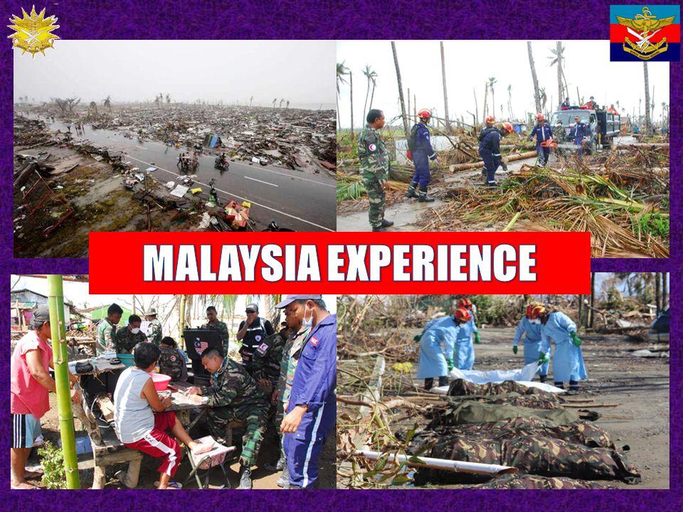MALAYSIA EXPERIENCE