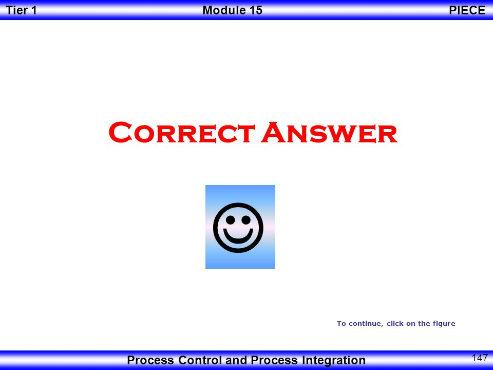 Correct Answer  To continue, click on the figure