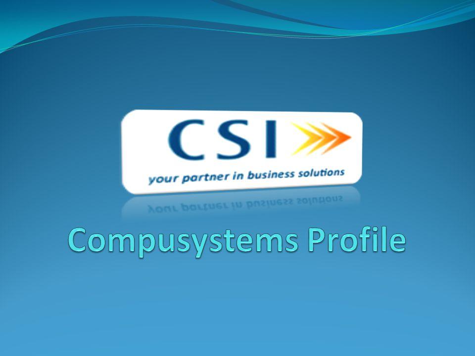Compusystems Profile