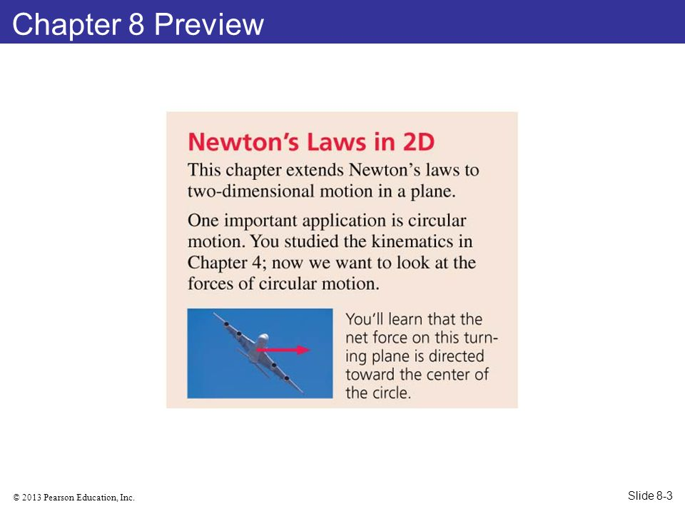 Chapter 8 Preview Slide 8-3