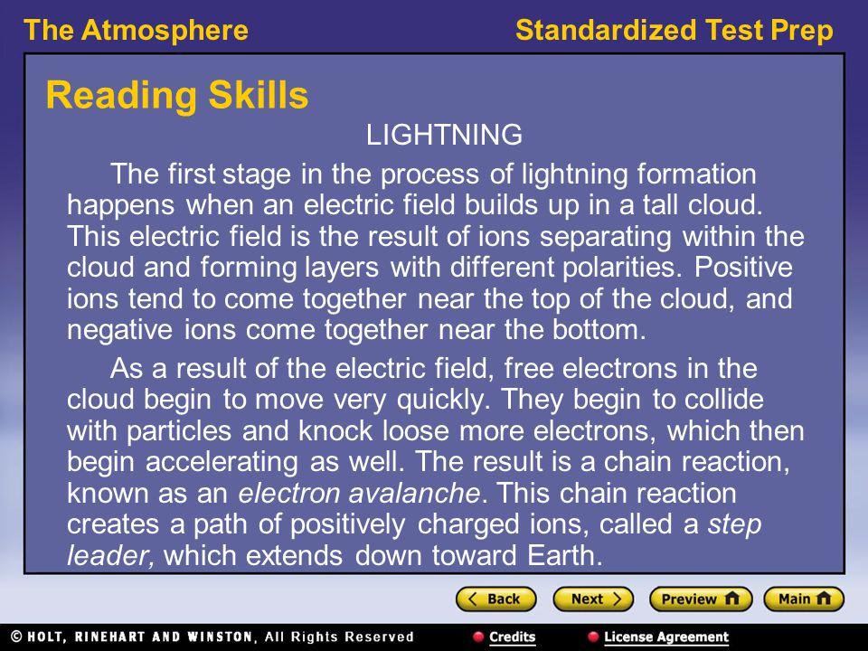 Reading Skills LIGHTNING