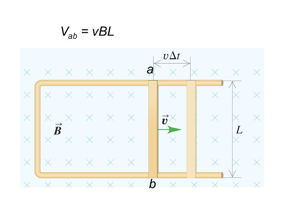 Vab = vBL a b