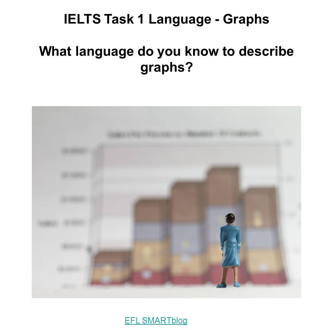 IELTS Task 1 Language - Graphs