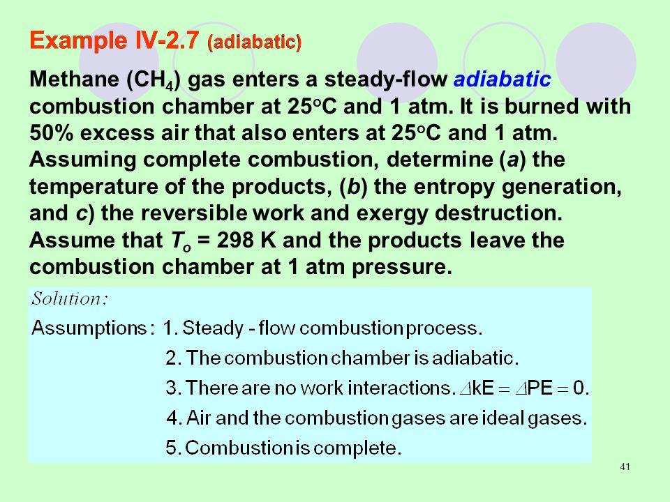 Example IV-2.7 (adiabatic)