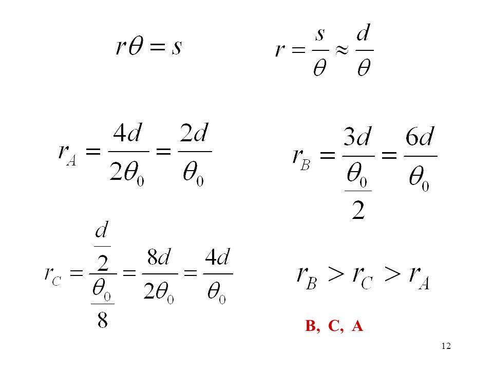 B, C, A