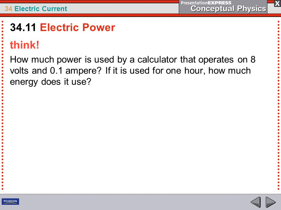 34.11 Electric Power think!