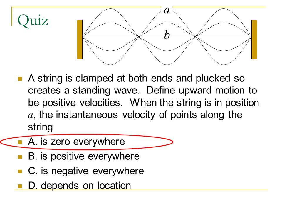 a Quiz. b.