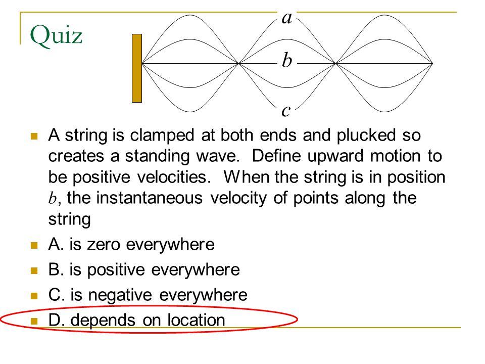 a Quiz. b. c.