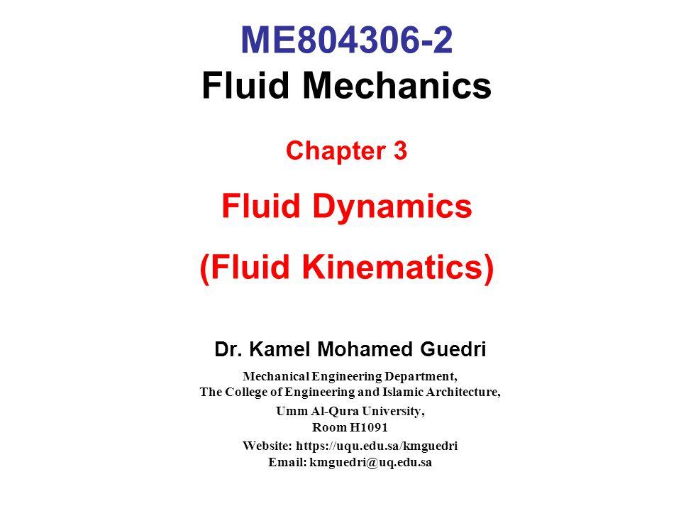 Dr. Kamel Mohamed Guedri Umm Al-Qura University, Room H1091