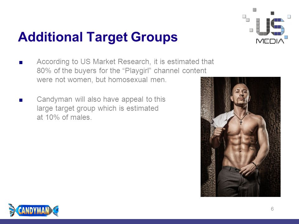 Additional Target Groups
