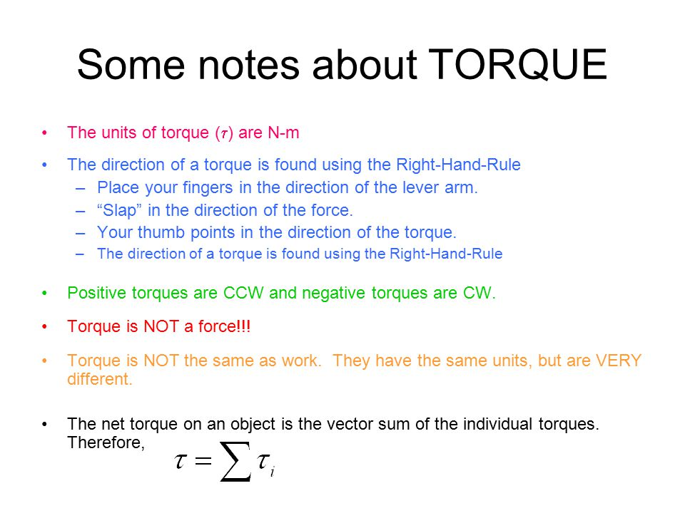 Some notes about TORQUE