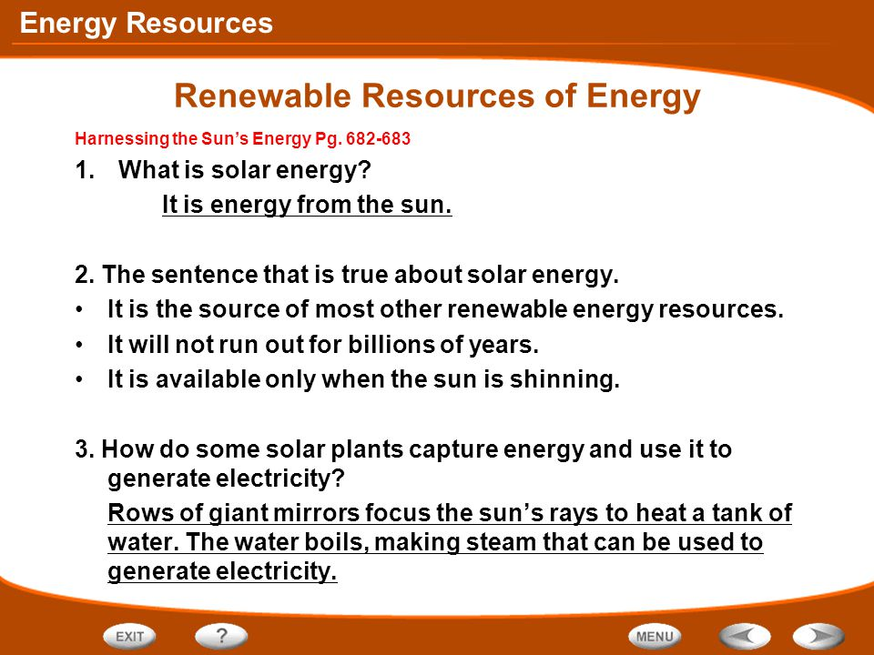 Renewable Resources In A Sentence - descargardropbox