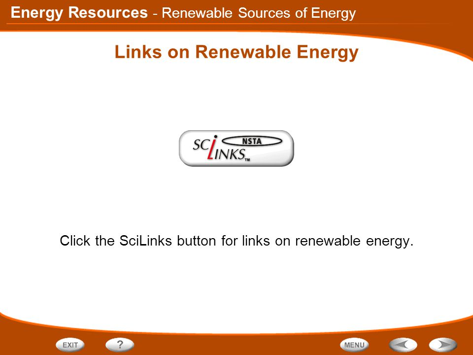 Links on Renewable Energy