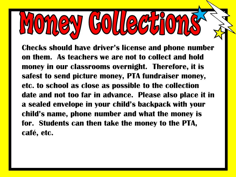 Money Collections
