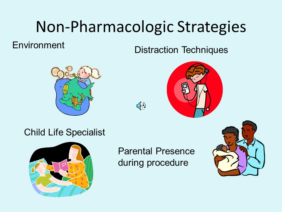Non-Pharmacologic Strategies