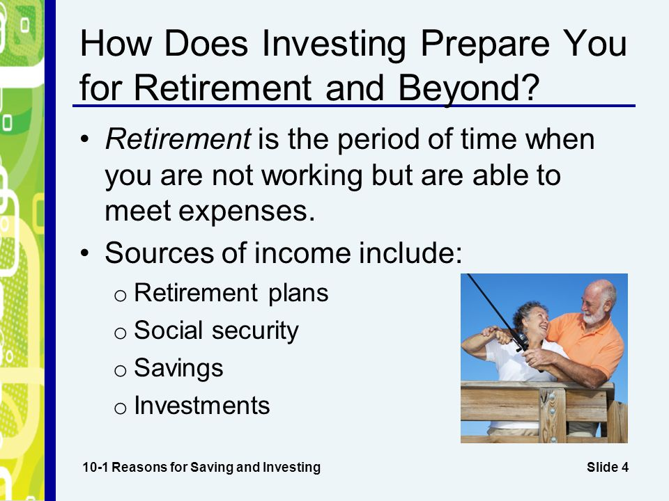 How Does Investing Prepare You for Retirement and Beyond