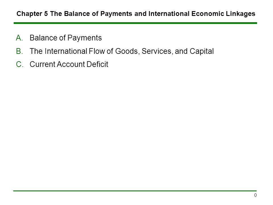 5.A Balance of Payments (http://www.bea.gov/international/)