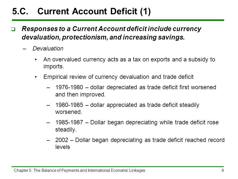 5.C. Current Account Deficit (2)