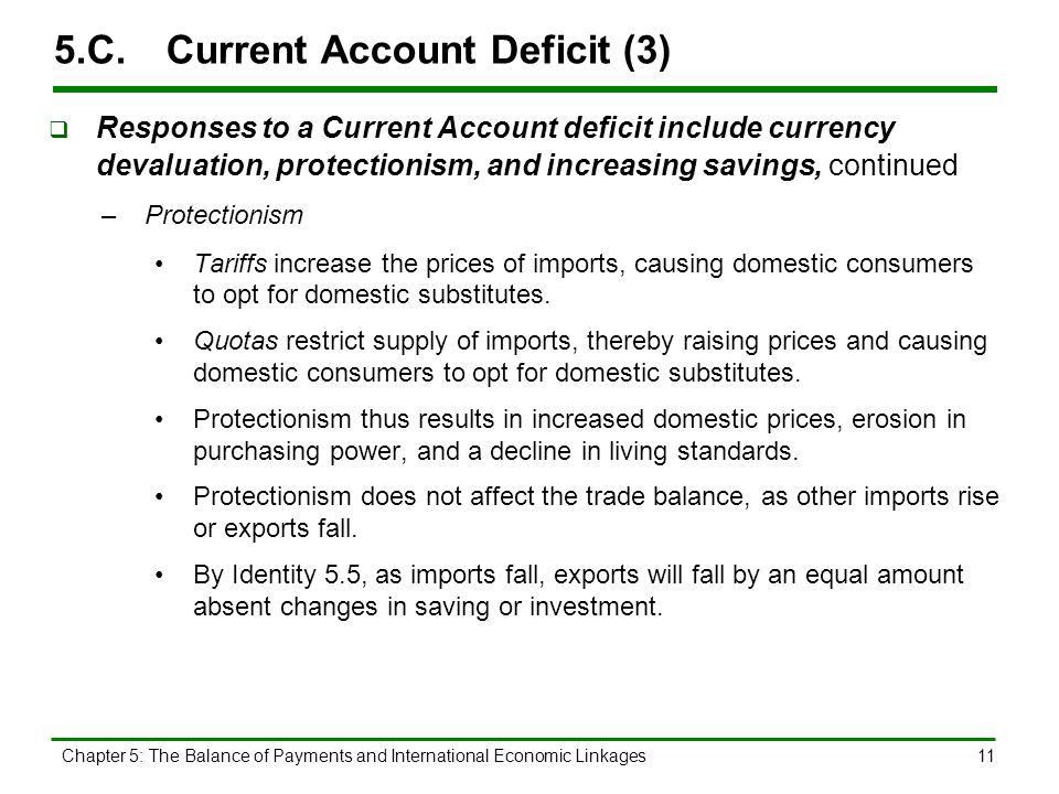 5.C. Current Account Deficit (4)