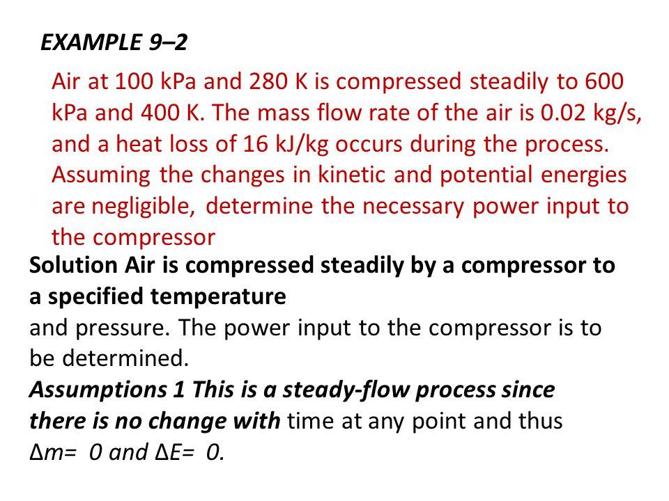 EXAMPLE 9–2
