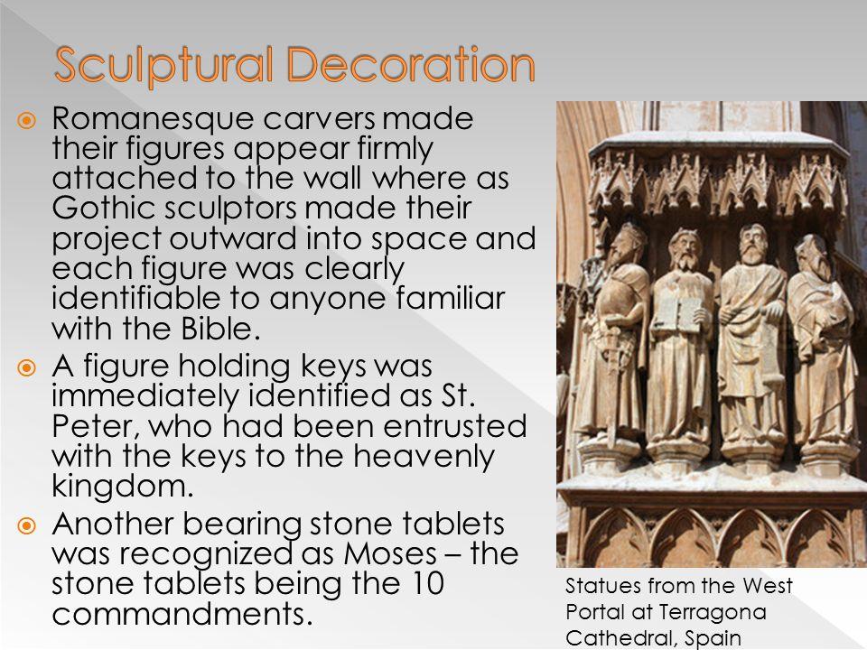 Sculptural Decoration