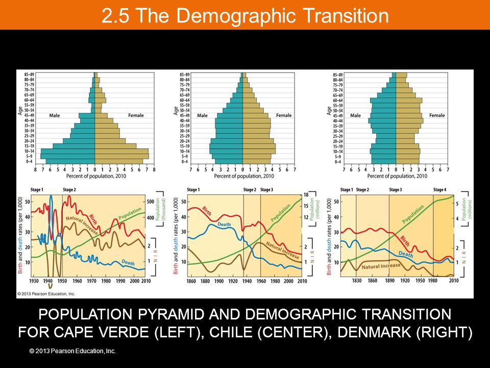 2.5 The Demographic Transition