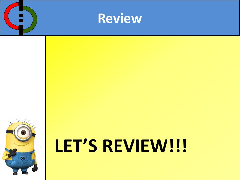 Review LET'S REVIEW!!!