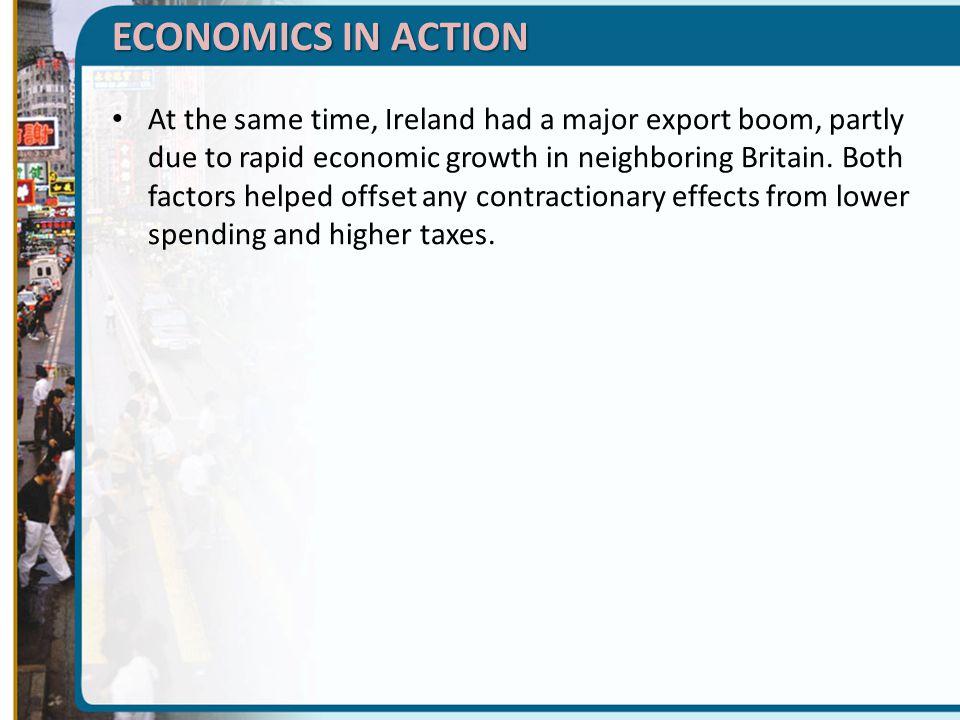 ECONOMICS IN ACTION