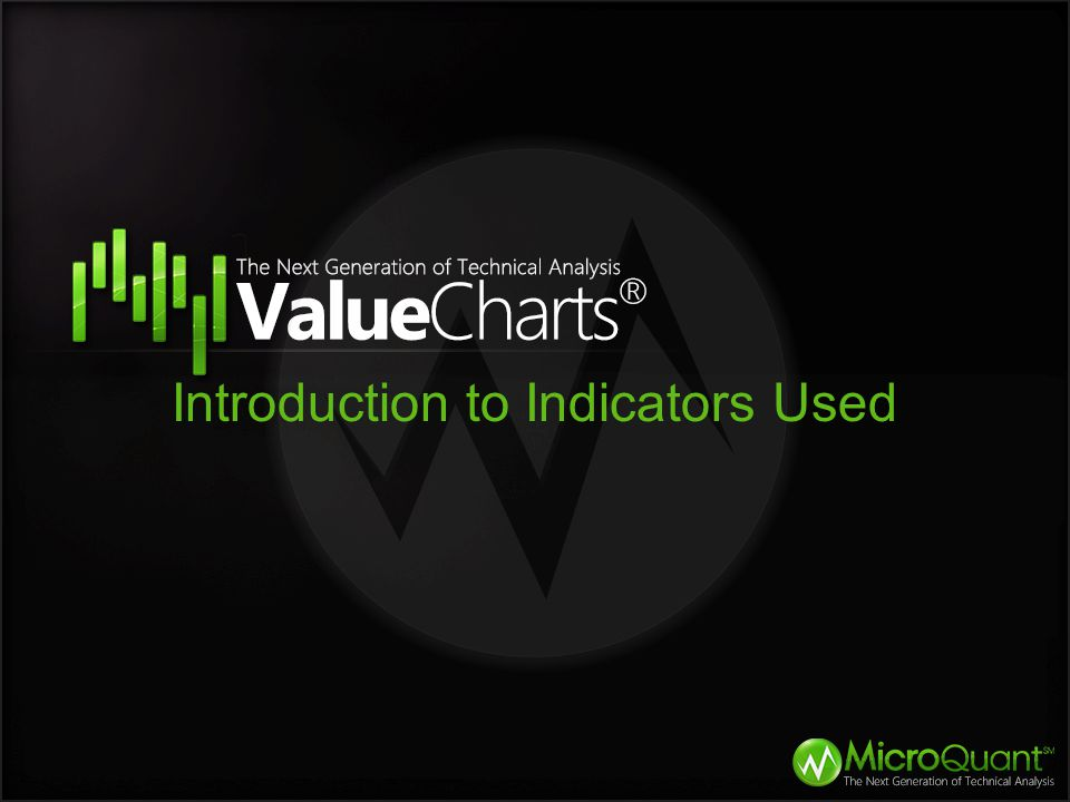 Introduction to Indicators Used